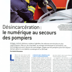 "Article dans le magazine ""L'automobiliste"" (Automobile club)"